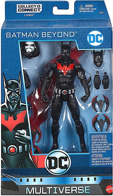 DC Multiverse Lobo Series Batman Beyond Action Figure [Terry McGinnis]