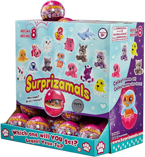 Surprizamals Series 8 Mystery Box [36 Packs]