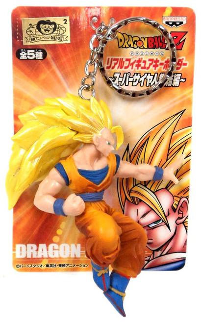 Dragon Ball Z SS3 Goku Keychain