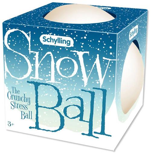 Crunchy Snow Ball Stress Ball
