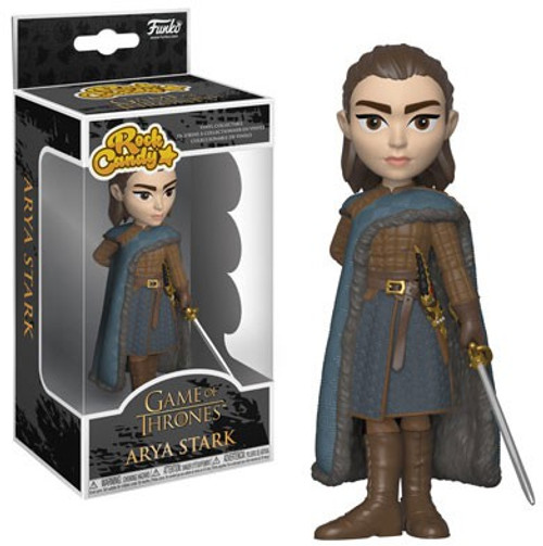 Funko Game of Thrones Rock Candy Arya Stark Vinyl Figure