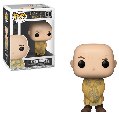 Funko Game of Thrones POP! Lord Varys Vinyl Figure #68