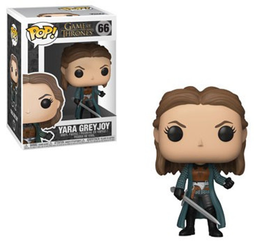 Funko Game of Thrones POP! Yara Greyjoy Vinyl Figure #66
