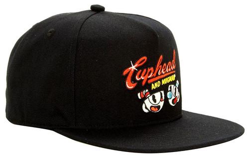 Cuphead & Mugman Snapback Cap