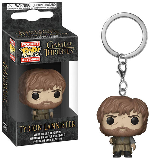 Funko Game of Thrones Pocket POP! TV Tyrion Lannister Keychain [Essos]