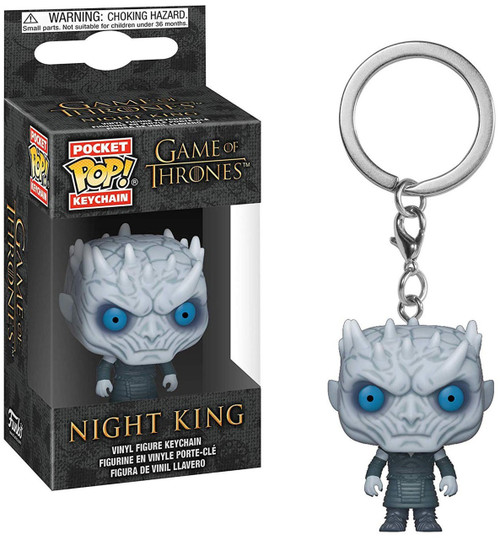 Funko Game of Thrones Pocket POP! TV Night King Keychain