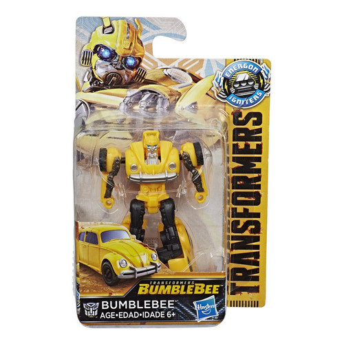 Transformers Bumblebee Movie Energon Igniters Bumblebee Action Figure [VW Buggy]