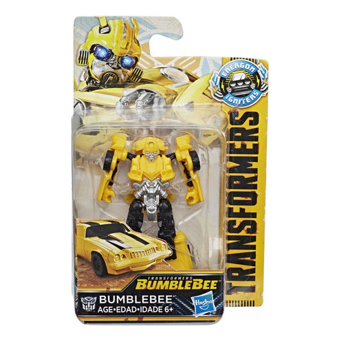 Transformers Bumblebee Movie Energon Igniters Bumblebee Action Figure [Camaro]