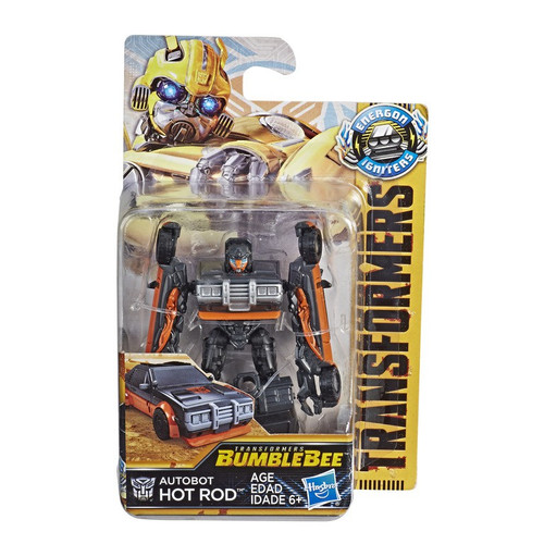 Transformers Bumblebee Movie Energon Igniters Hot Rod Action Figure