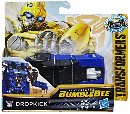 Transformers Bumblebee Movie Energon Igniters Power Dropkick Action Figure