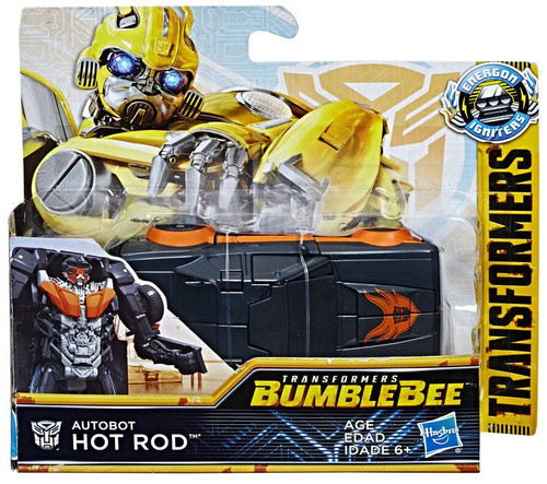 Transformers Bumblebee Movie Energon Igniters Power Hot Rod Action Figure