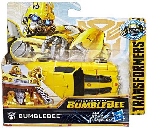 Transformers Bumblebee Movie Energon Igniters Power Bumblebee Action Figure [Camaro]