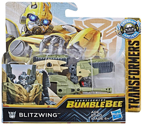 Transformers Bumblebee Movie Energon Igniters Power Blitzwing Action Figure