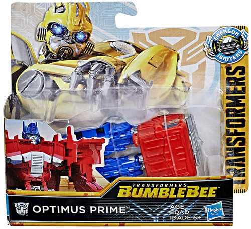 Transformers Bumblebee Movie Energon Igniters Power Optimus Action Figure