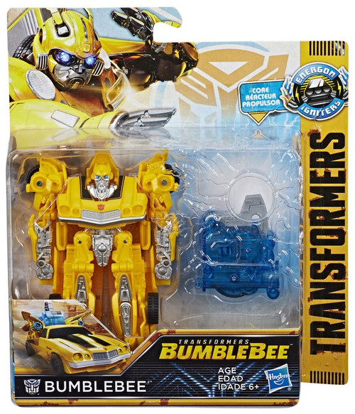 Transformers Bumblebee Movie Energon Igniters Power Plus Bumblebee Action Figure [Camaro]