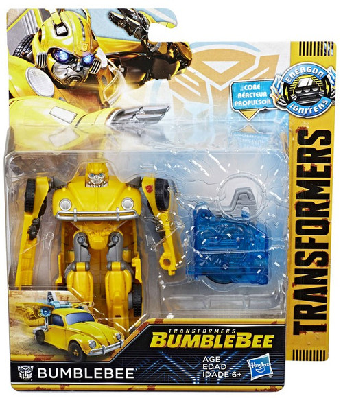 Transformers Bumblebee Movie Energon Igniters Power Plus Bumblebee Action Figure
