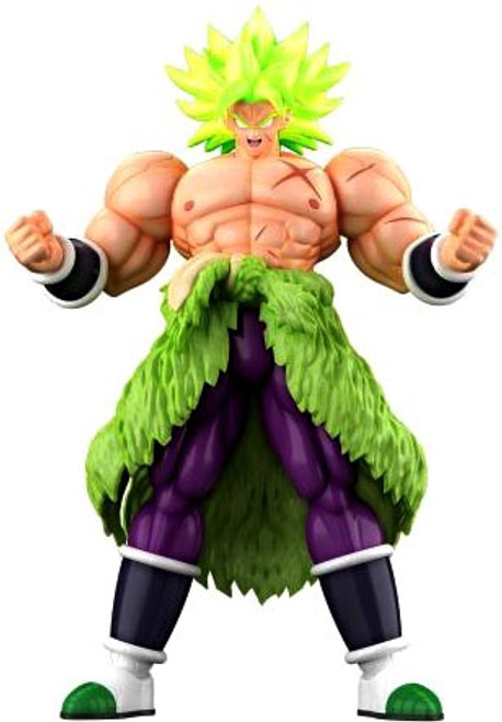 Dragon Ball Super Figure-Rise Standard Super Saiyan Broly Full Power 7-Inch Model Kit Figure