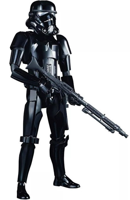 Star Wars Character Line Shadow Stormtrooper 6-Inch Model Kit [1/12 Scale]