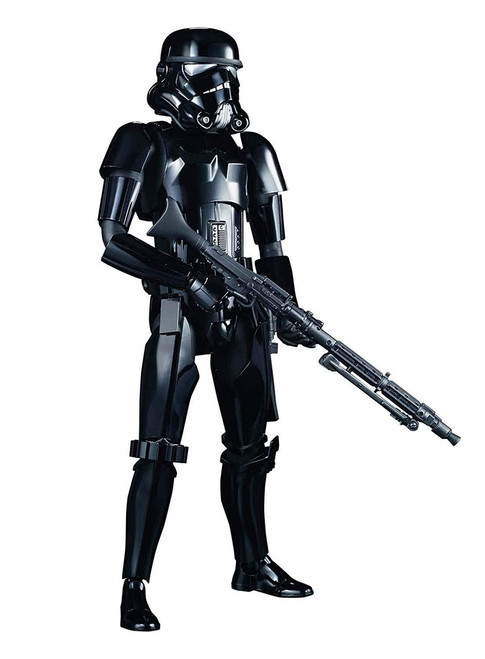 Star Wars Character Line Shadow Stormtrooper 12-Inch Model Kit [1/6 Scale]