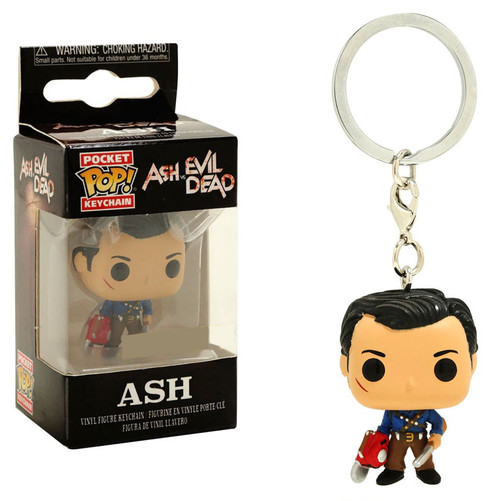 Funko Evil Dead Pocket POP! Horror Ash Exclusive Keychain [Horror Box]