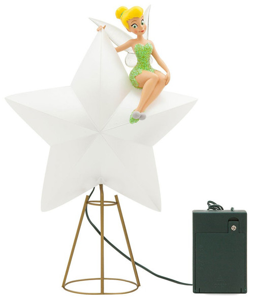 Disney Tinker Bell Light-Up Exclusive Tree Topper [2018]