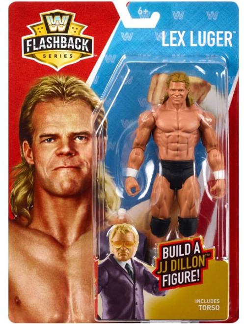 WWE Wrestling Flashback Series 2 Lex Luger Action Figure