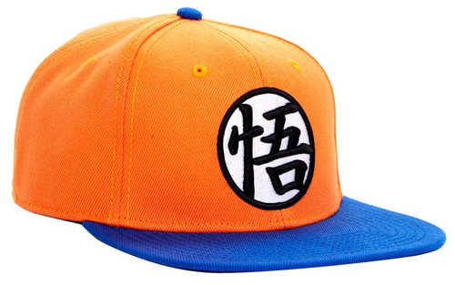 Dragon Ball Z Goku Snapback Cap