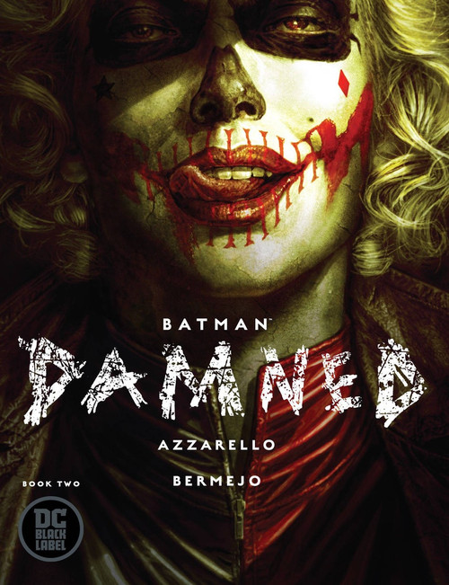 DC Black Label Batman Damned #2 of 3 Comic Book