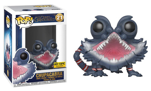 Funko Harry Potter Fantastic Beasts The Crimes of Grindelwald POP! Movies Chupacabra Exclusive Vinyl Figure #21 [Open Mouth]
