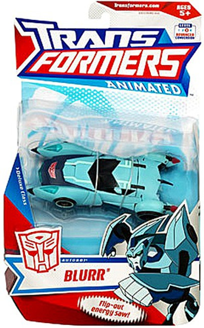 Transformers Animated Deluxe Blurr Deluxe Action Figure