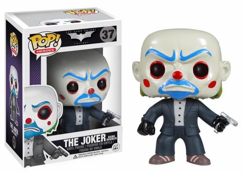 Funko Batman The Dark Knight POP! Heroes The Joker Vinyl Figure #37 [Bank Robber]