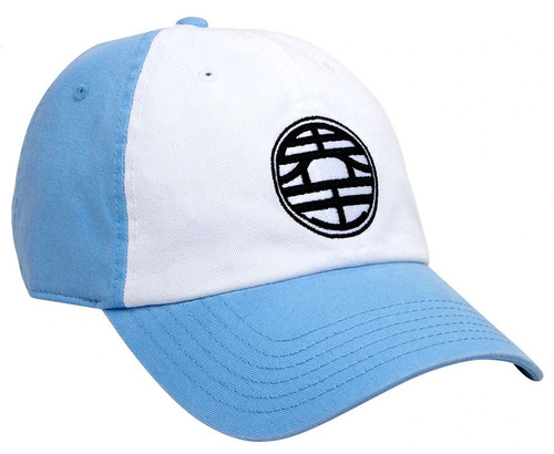 Dragon Ball Z King Kai Dad Adjustable Cap