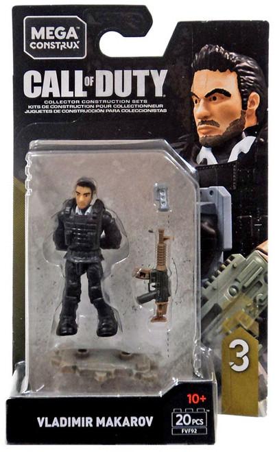 Call of Duty Specialists Series 3 Vladimir Makarov Mini Figure