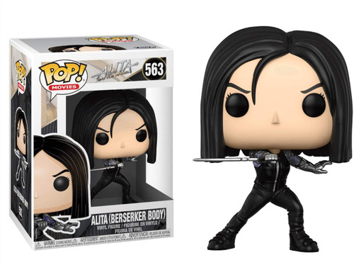 Funko Alita Battle Angel POP! Movies Alita (Berserker Body) Vinyl Figure #563