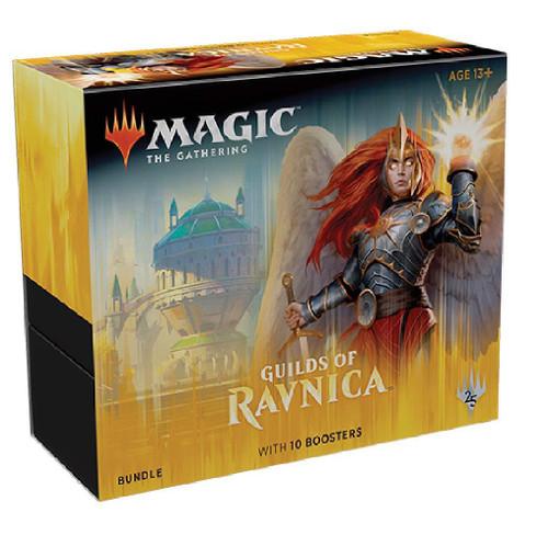 MtG Trading Card Game Guilds of Ravnica Bundle [Includes 10 Booster Packs!]