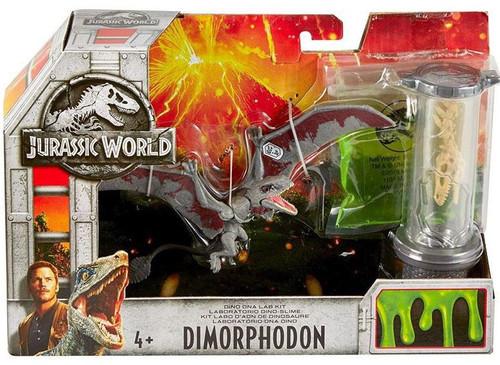 Jurassic World Fallen Kingdom Dimorphodon Slime Dinosaur DNA Lab Kit