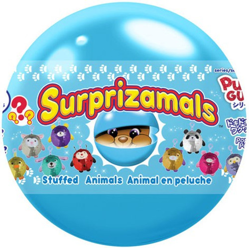 Surprizamals Sequined Puchi Gumi Mystery Box [24 Packs]