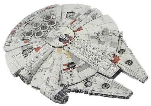 Star Wars Millennium Falcon 1/350 Model Kit