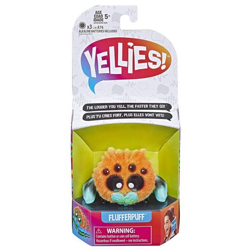 Yellies Flufferpuff Fuzzy Pet Figure