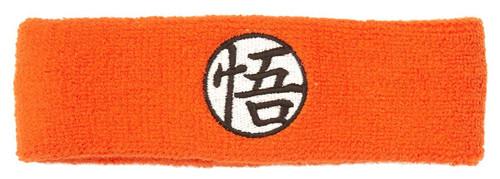 Dragon Ball Z Goku Kanji Headband