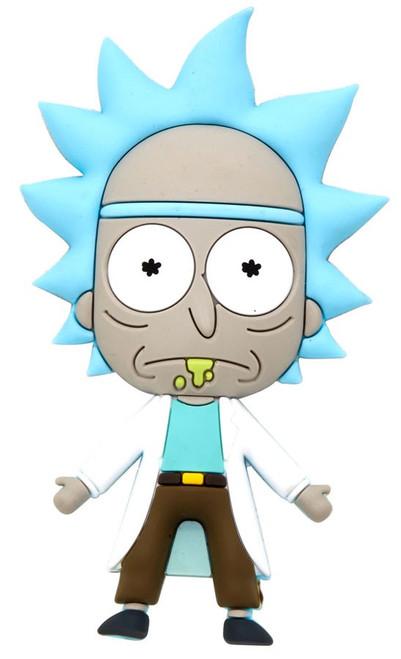 Rick & Morty Rick Sanchez 2-Inch Magnet
