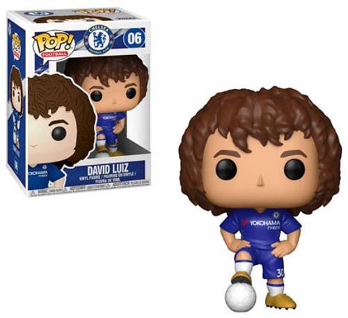 Funko Football (Soccer) Chelsea POP! Sports David Luiz Vinyl Figure #06