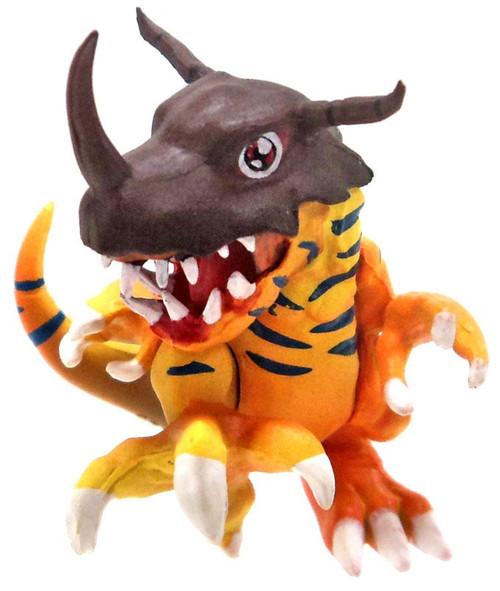 Digimon Digital Monster Capsule Mascot Collection Ver. 3 Greymon 1.5-Inch Mini PVC Figure