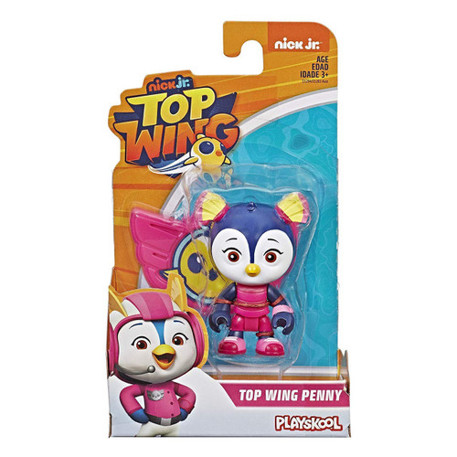 Nick Jr. Top Wing Penny Action Figure