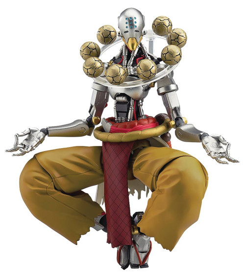 Overwatch Figma Zenyatta Action Figure #413