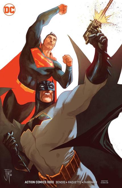 DC Action Comics #1003 Comic Book [Manapul Variant]