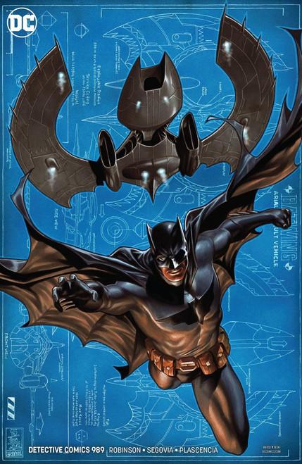 DC Detective Comics #989 Comic Book [Variant]