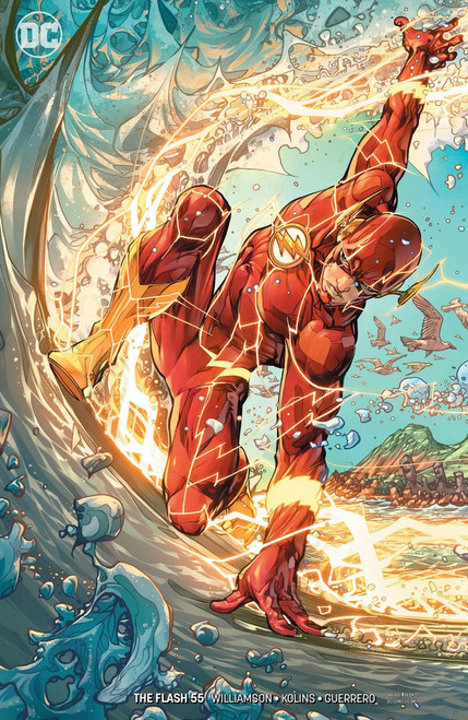 DC The Flash #55 Comic Book [Variant]