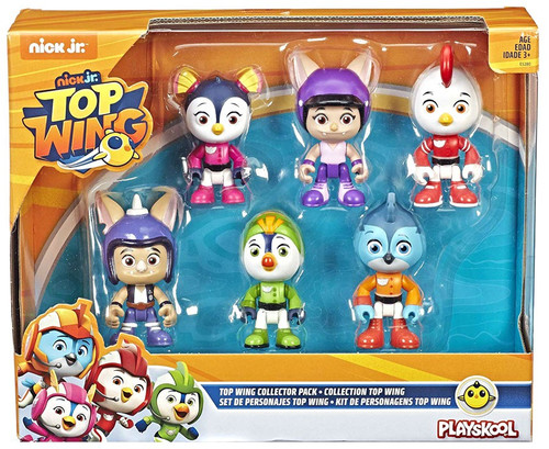 Nick Jr. Top Wing Collector 6-Pack