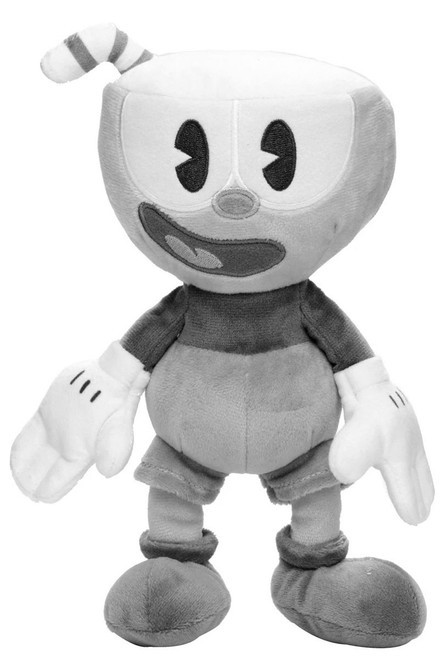 Funko Series 2 Cuphead Plush [Black & White]